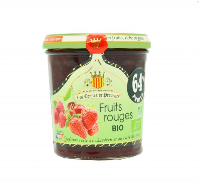 Gem de fructe rosii ECO