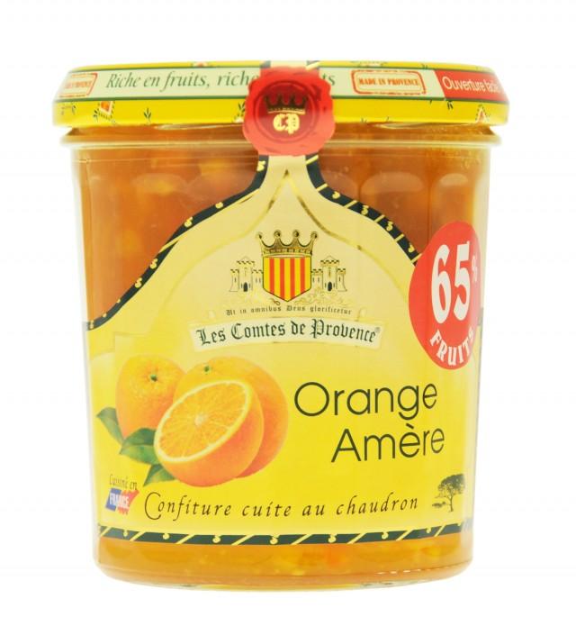 Gem de portocale amare
